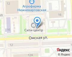 Компания Юрист-Консалтинг на карте города