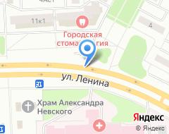 Компания БИЗНЕС-ПЛАН-НИЖНЕВАРТОВСК на карте города