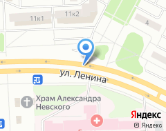 Компания Баланс-аудит на карте города