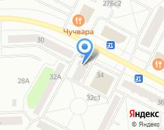 Компания MEGAPOLIS на карте города