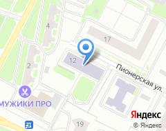Компания ХМРО РАЕН-НефтеГазПроект на карте города