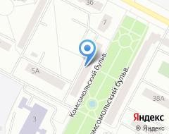 Компания Центр информационной поддержки Малого и Среднего Бизнеса на карте города
