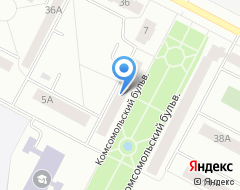 Компания Многофункциональный Центр предоставления услуг Малому и Среднему Бизнесу на карте города
