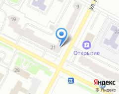Компания Юридическая консультация №7 на карте города