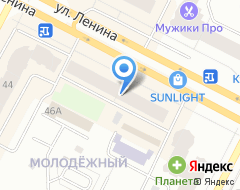 Компания Белорусский трикотаж на карте города
