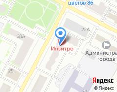Компания АКБ МОСОБЛБАНК на карте города