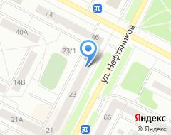 Компания Пышка на карте города