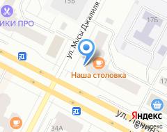 Компания Уральский банк реконструкции и развития, ПАО на карте города