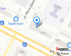 Компания Аудит-Регул на карте города