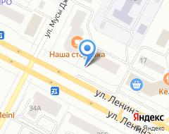 Компания Банк ФИНАМ на карте города