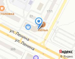Компания САЗЗ на карте города