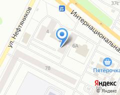 Компания Нотариус Самохвалова О.К на карте города