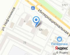 Компания Нотариус Самохвалова О.К. на карте города