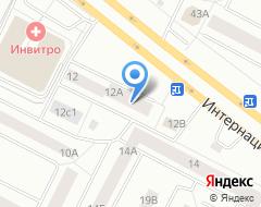 Компания Риком-Траст, ЗАО на карте города
