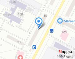 Компания Риэлт-Сервис на карте города