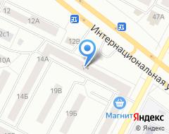Компания Центр содействия предприятиям-Холдинг на карте города