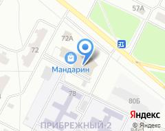 Компания Выбор-НВ на карте города