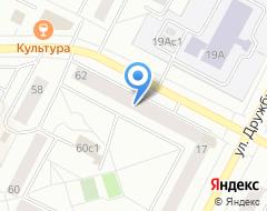 Компания Арбитражный управляющий Кутушев С.Р. на карте города