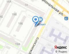 Компания Чебоксарский трикотаж на карте города