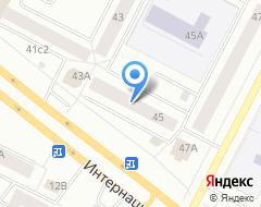Компания Страхование ПЛЮС на карте города