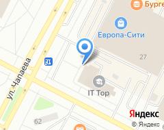 Компания Финэксперт24 на карте города