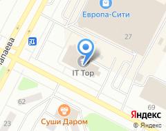Компания РусГрупп на карте города