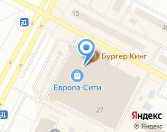 Компания Авто РФ-ХМАО на карте города