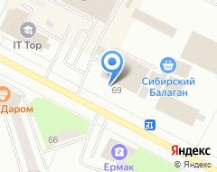 Компания Бутик головных уборов и купальников на карте города
