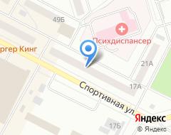 Компания ВУЗ-Банк на карте города