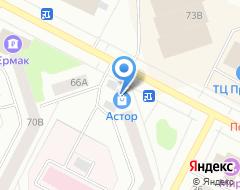 Компания Социальный юрист на карте города