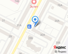 Компания Адвокат Бараулин П.А. на карте города