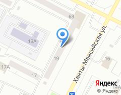 Компания Реноме на карте города