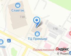 Компания А-ДЕТАЛЬ на карте города