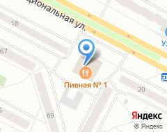 Компания Банк ВТБ-24 на карте города