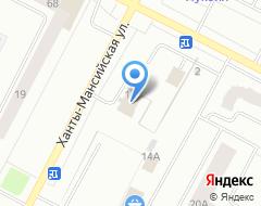 Компания СеверХимИнвест на карте города