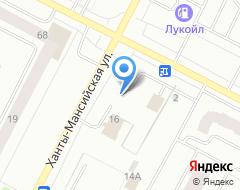 Компания Варт-Универсал на карте города