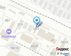 Компания АВТОSpa на карте города