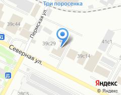 Компания Автопортал на карте города