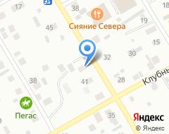 Компания ТехноПарк на карте города