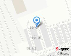 Компания Газ NV на карте города