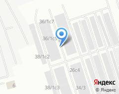 Компания Фаэтон на карте города