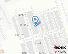 Компания Автоград на карте города