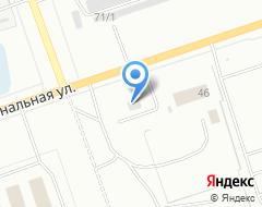 Компания АКБ Урал на карте города