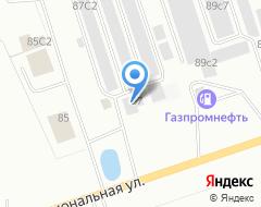 Компания Иртыш на карте города
