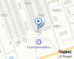 Компания Тип-топ на карте города