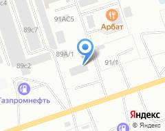Компания Сфера-НК на карте города