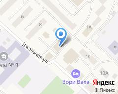 Компания Излучина на карте города