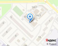 Компания Телематика на карте города