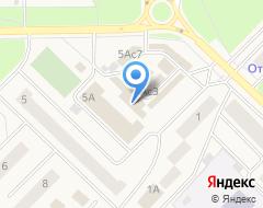 Компания Матрешка на карте города