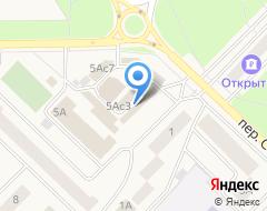 Компания Двери магазин на карте города